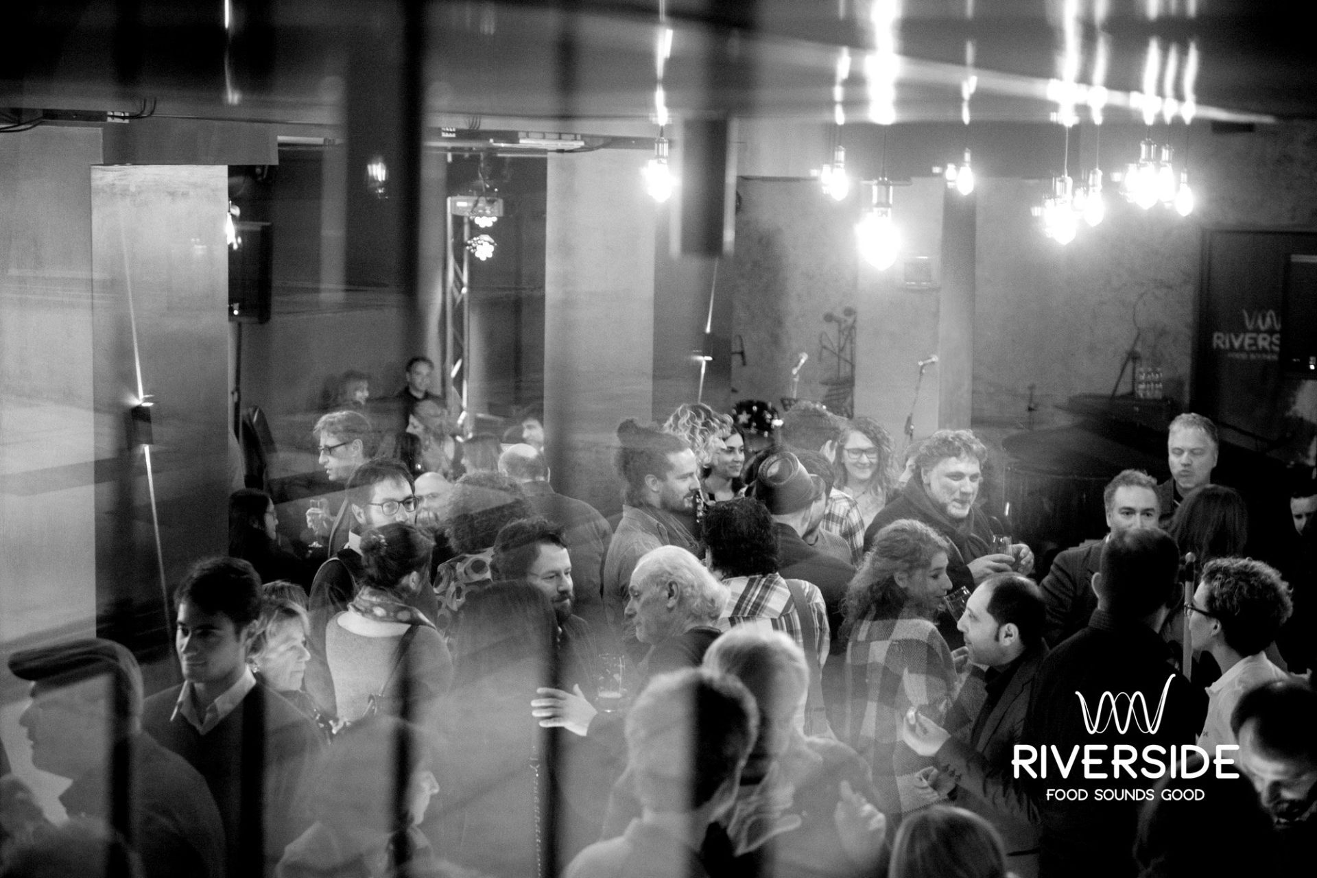 Riverside Rome - Food Sounds Good